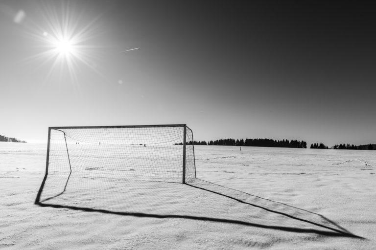 Goal Snow