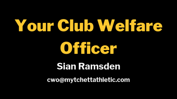 Your Club Welfare Officer