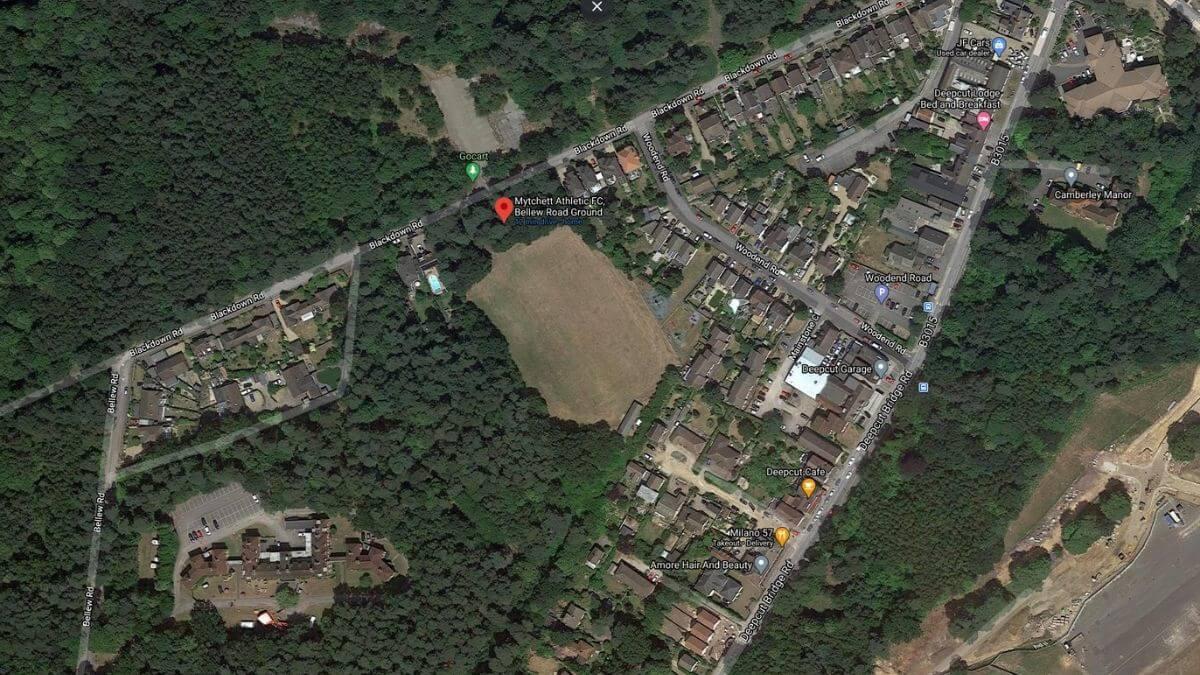 Bellew Road Ground