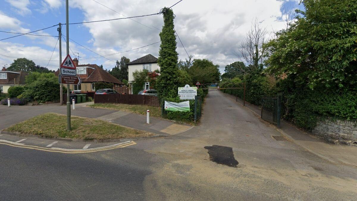 Frimley Green Recreation Ground