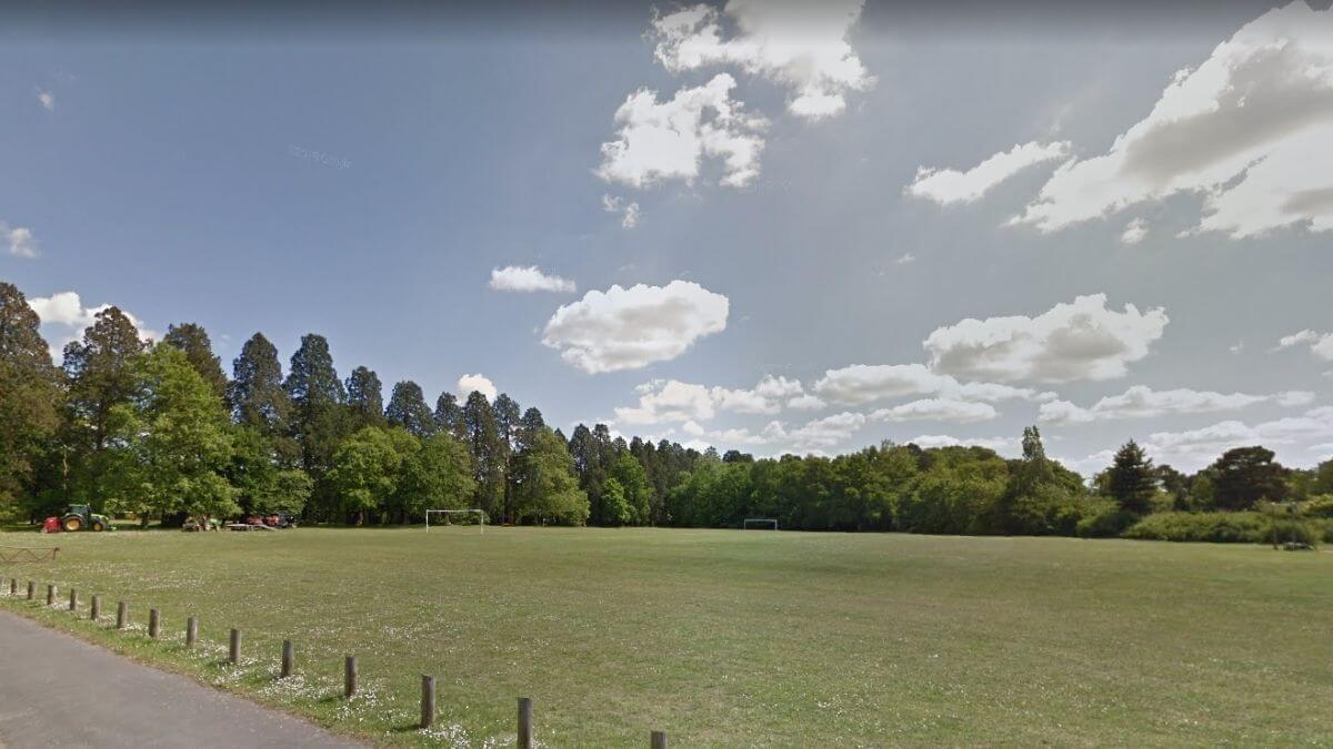 Heatherside Recreation Ground